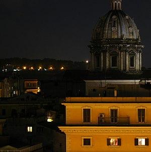 Sant'Andrea della Valle, Roma, Italia