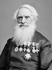 Samuel Morse portréja
