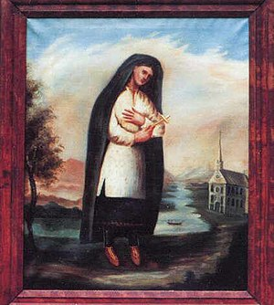 Kateri Tekakwitha, the patron of ecologists, e...