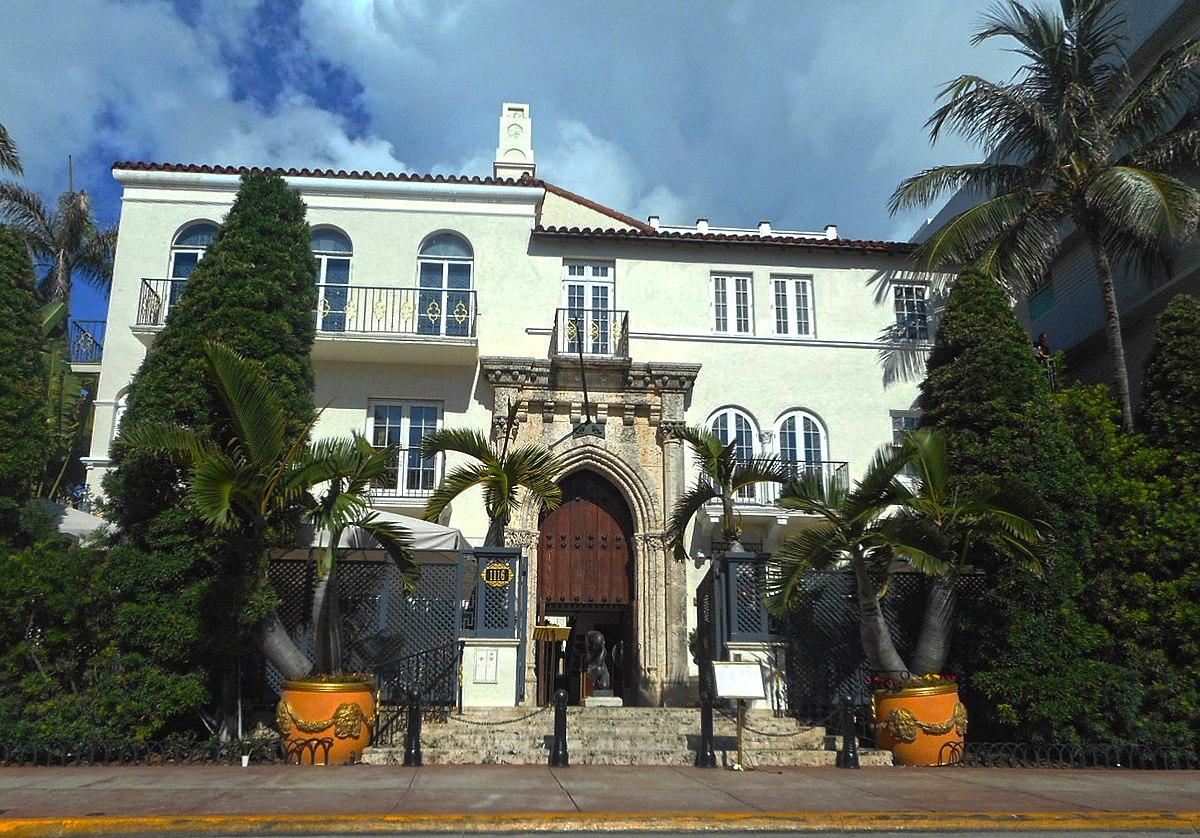 Casa Versace Miami
