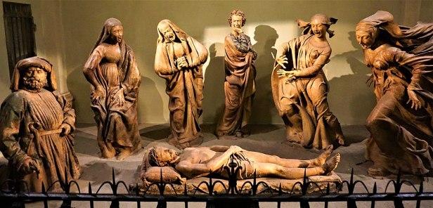 """Lamentation over the Dead Christ"" by Niccolò dell'Arca"