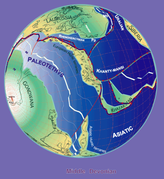 Bestand:380 Ma plate tectonic reconstruction.png