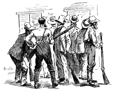 Adventures of Huckleberry Finn (1885)/Chapter 40