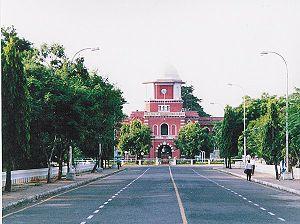 Anna University Campus, Chennai, India
