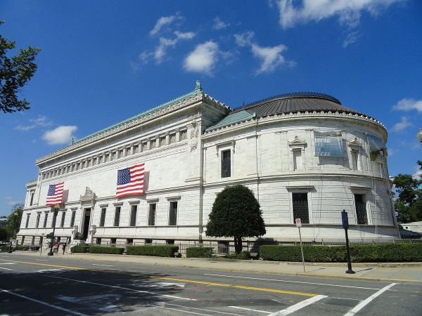 Corcoran Art Gallery Washington DC