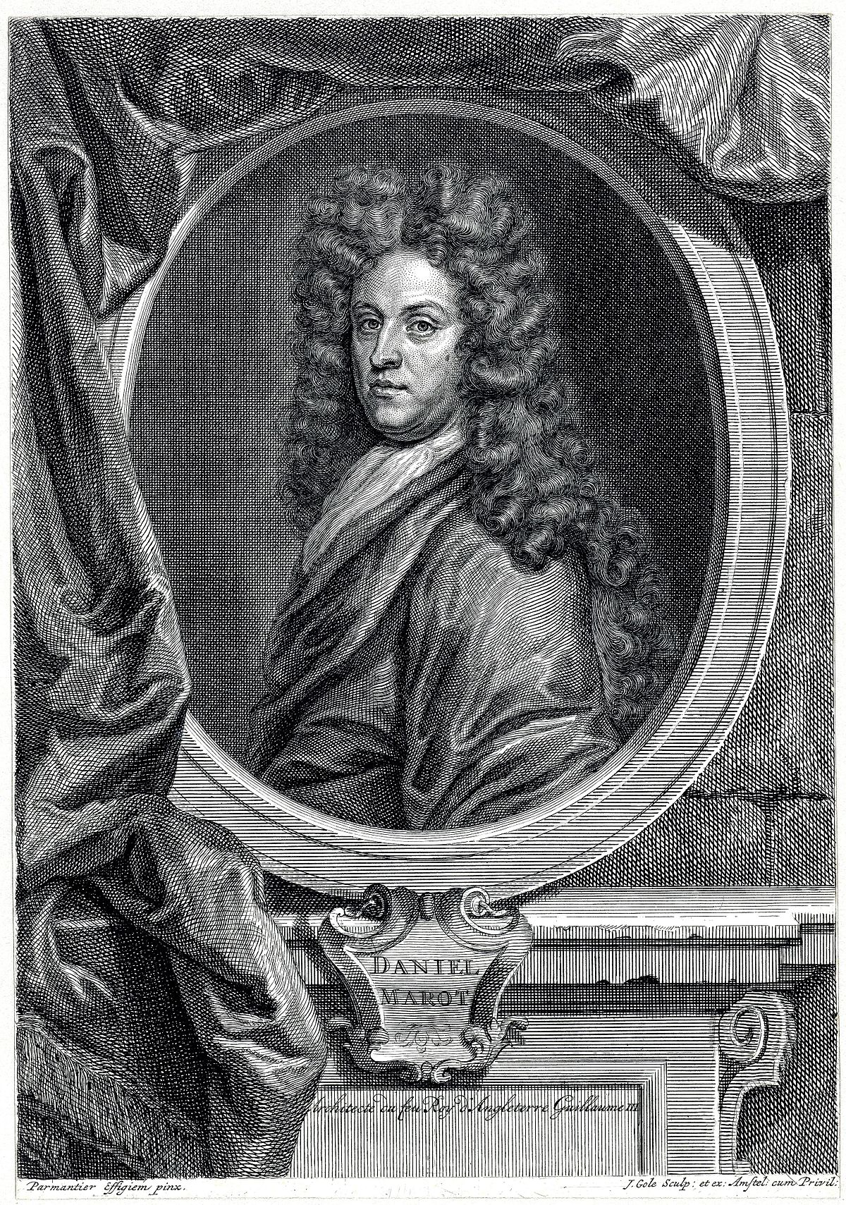 Daniel Marot  Wikipedia