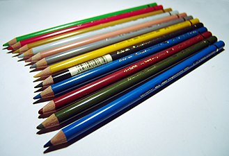 crayon couleurs faber castell polychromos