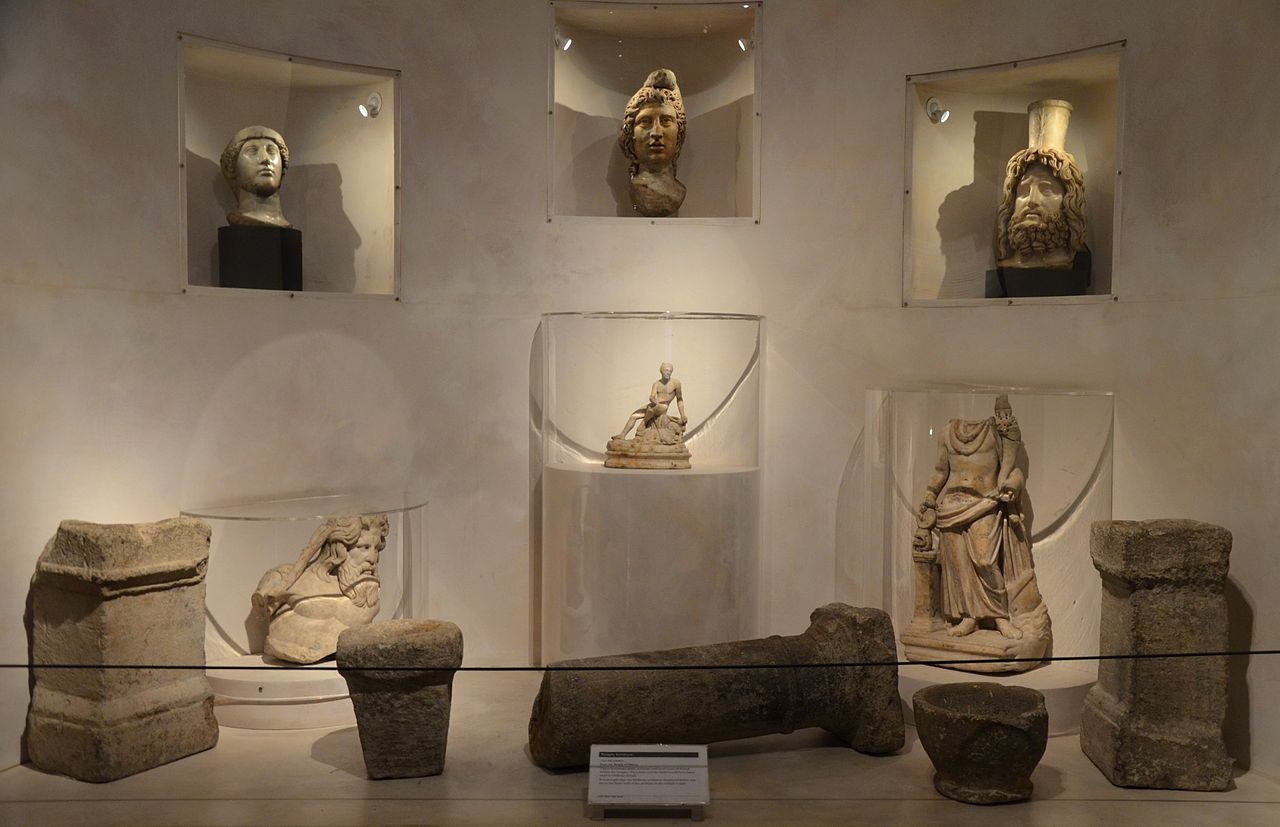 FileFinds from the Temple of Mithras Londinium Roman