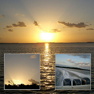 Florida Keys - Sunset