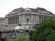 Hotel Bellevue Palace Bern Switzerland