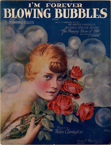 File:I'm Forever Blowing Bubbles (sheet music cover).jpeg
