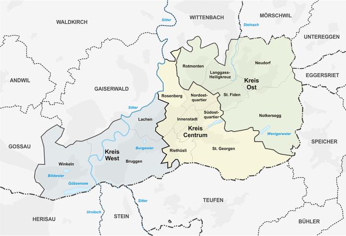 St Gallen  Wikipedia