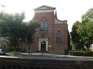 Nederlands: Rooms-katholieke kerk (O.L. Vrouwe...