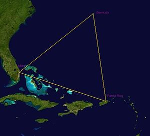 English: Bermuda Triangle