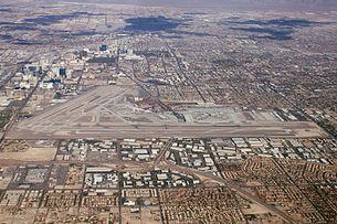 Aeroporto Internacional de Las Vegas  Wikipdia a