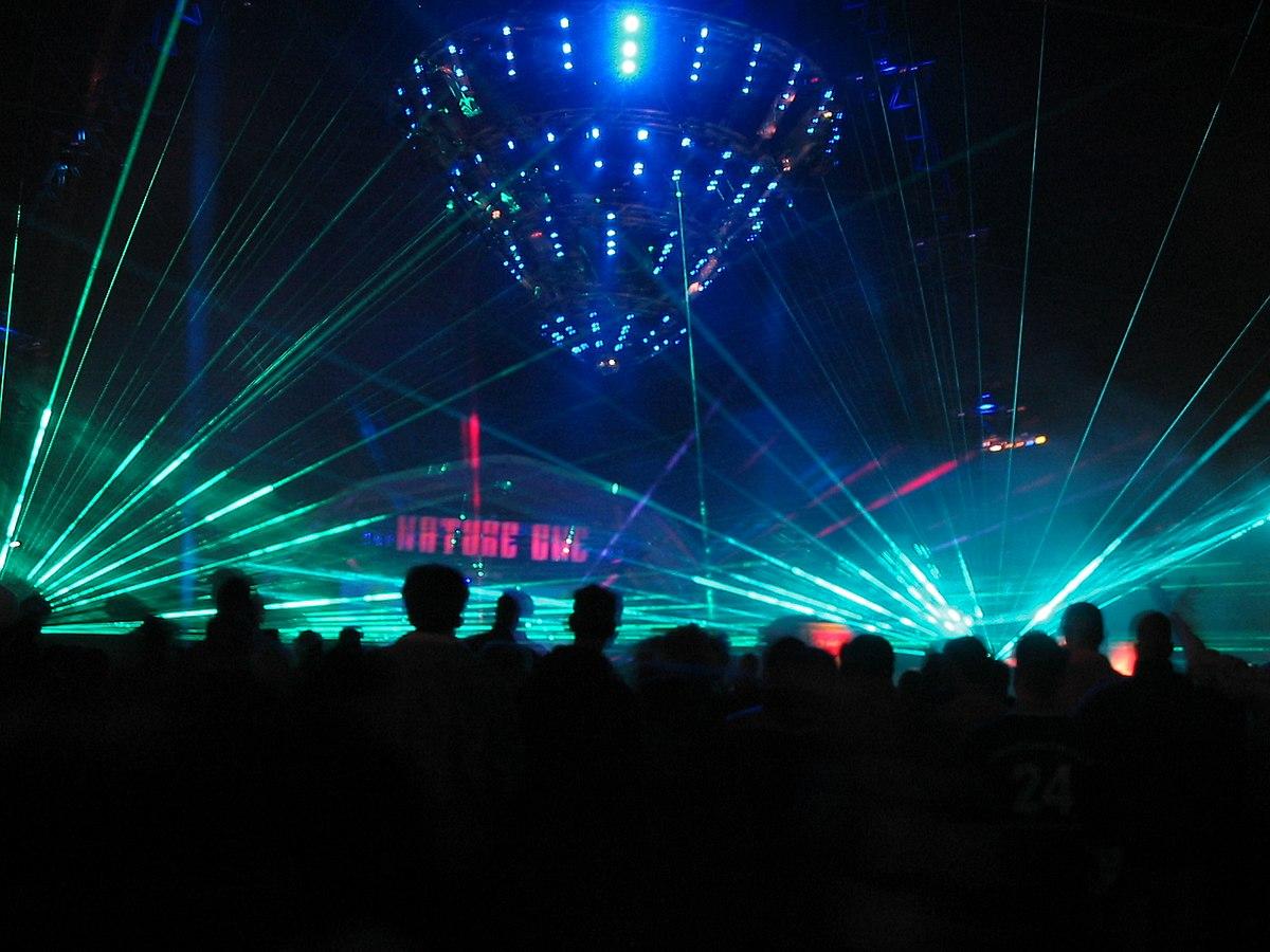 Neon Wallpaper Hd Techno Wikipedie