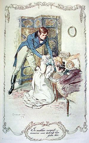 English: Persuasion(ch. 9) Jane Austen: In ano...