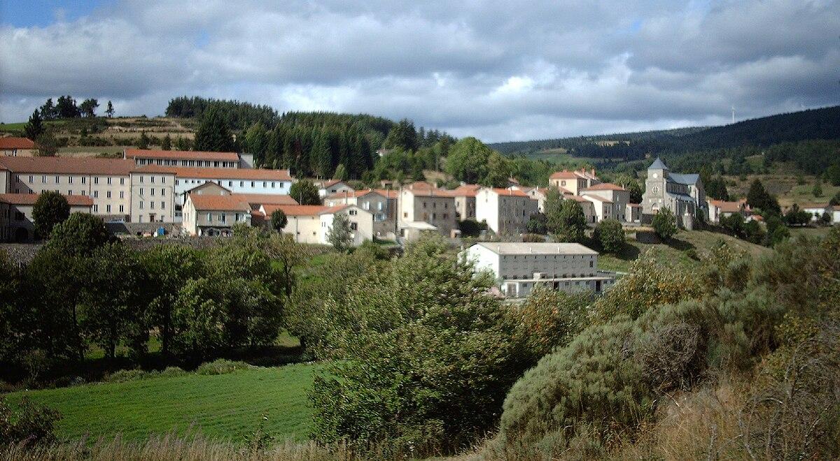 Saint étienne De Lugdarès Wikipédia