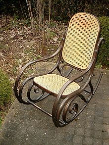 fauteuil  bascule  Wiktionnaire