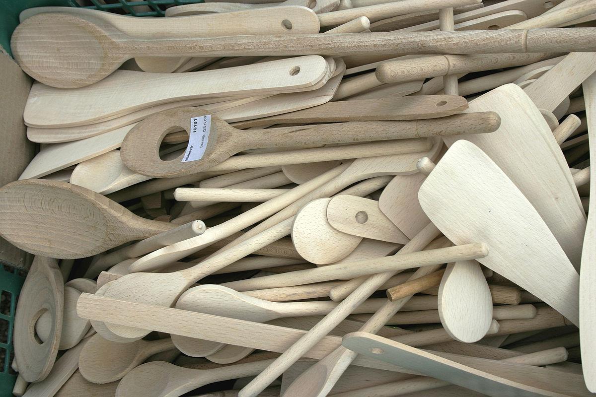 Cucchiaio di legno  Wikipedia