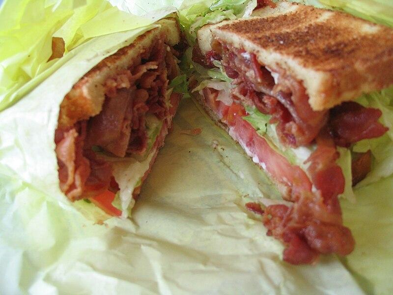 Fileblt Sandwich (1)jpg  Wikipedia