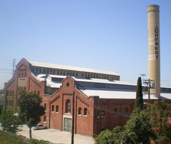 Brewery Art Colony Los Angeles