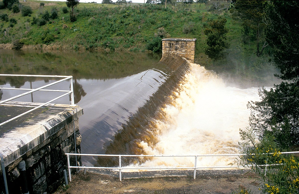 Clarendon Weir  Wikipedia