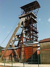 Mines De Charbon En France : mines, charbon, france, Mines, Charbon, Cévennes, Wikipédia