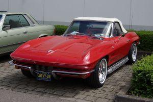 Chevrolet Corvette (C2)  Wikipedia