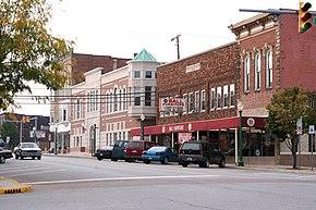 Columbia City Indiana  Wikipedia