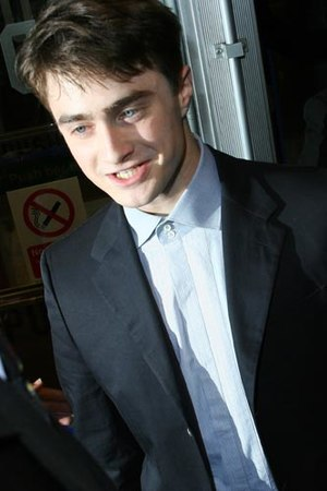 Daniel at the premiere of December Boys that t...