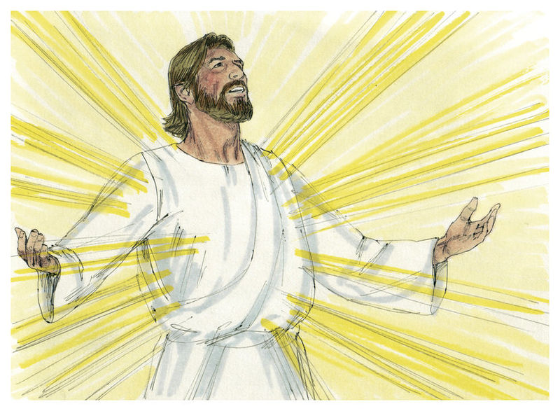 After the Sabbath after Passover, the resurrection of Jesus Christ