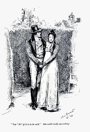 English: Emma (Jane Austen Novel) ch 49. Mr Kn...