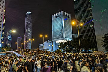Timeline of the 2019–20 Hong Kong protests (August 2019) - Wikipedia