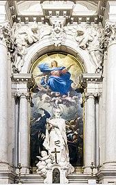 Santa Maria Della Salute Wikipedia