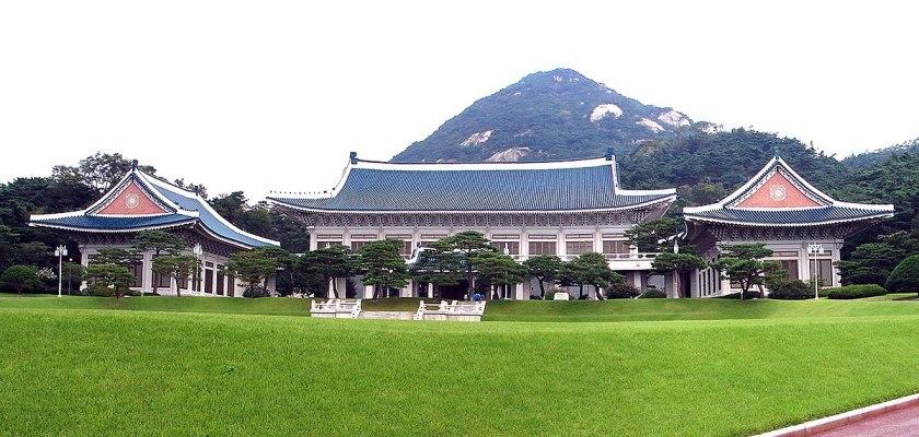 نتيجة بحث الصور عن تشيونغ واداي البيت الأزرق