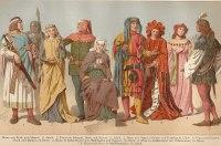 Kleidung im Mittelalter  Wikipedia