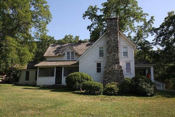 Laura Ingalls Wilder Mansfield House