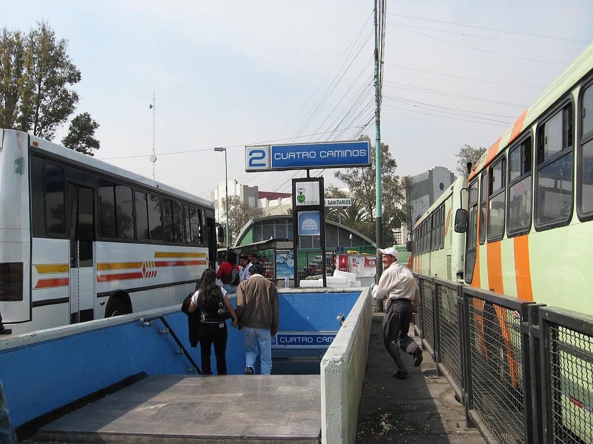 Metro Cuatro Caminos  Wikipedia