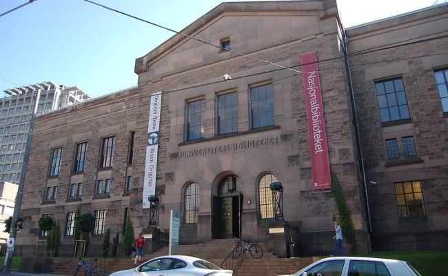University Of Oslo Library Wikipedia