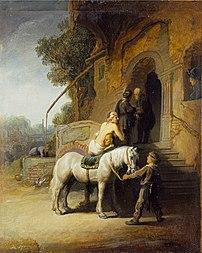 The Merciful Samaritan