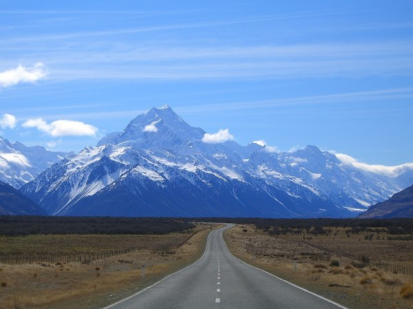 List of mountains of New Zealand by height - Wikipedia