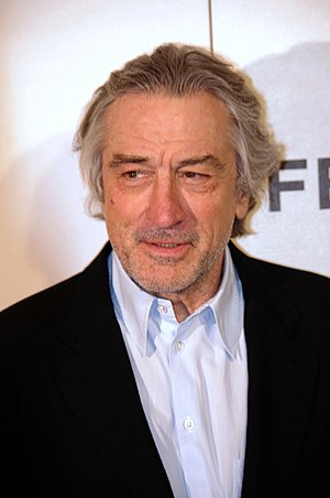 Robert De Niro at the 2011 Tribeca Film Festiv...