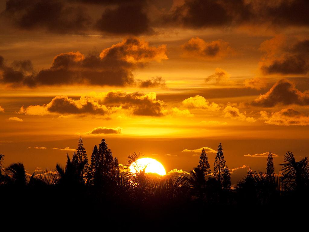 FileSunrise Kauaijpg  Wikimedia Commons