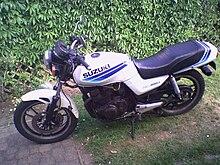 Suzuki GSX series  Wikipedia