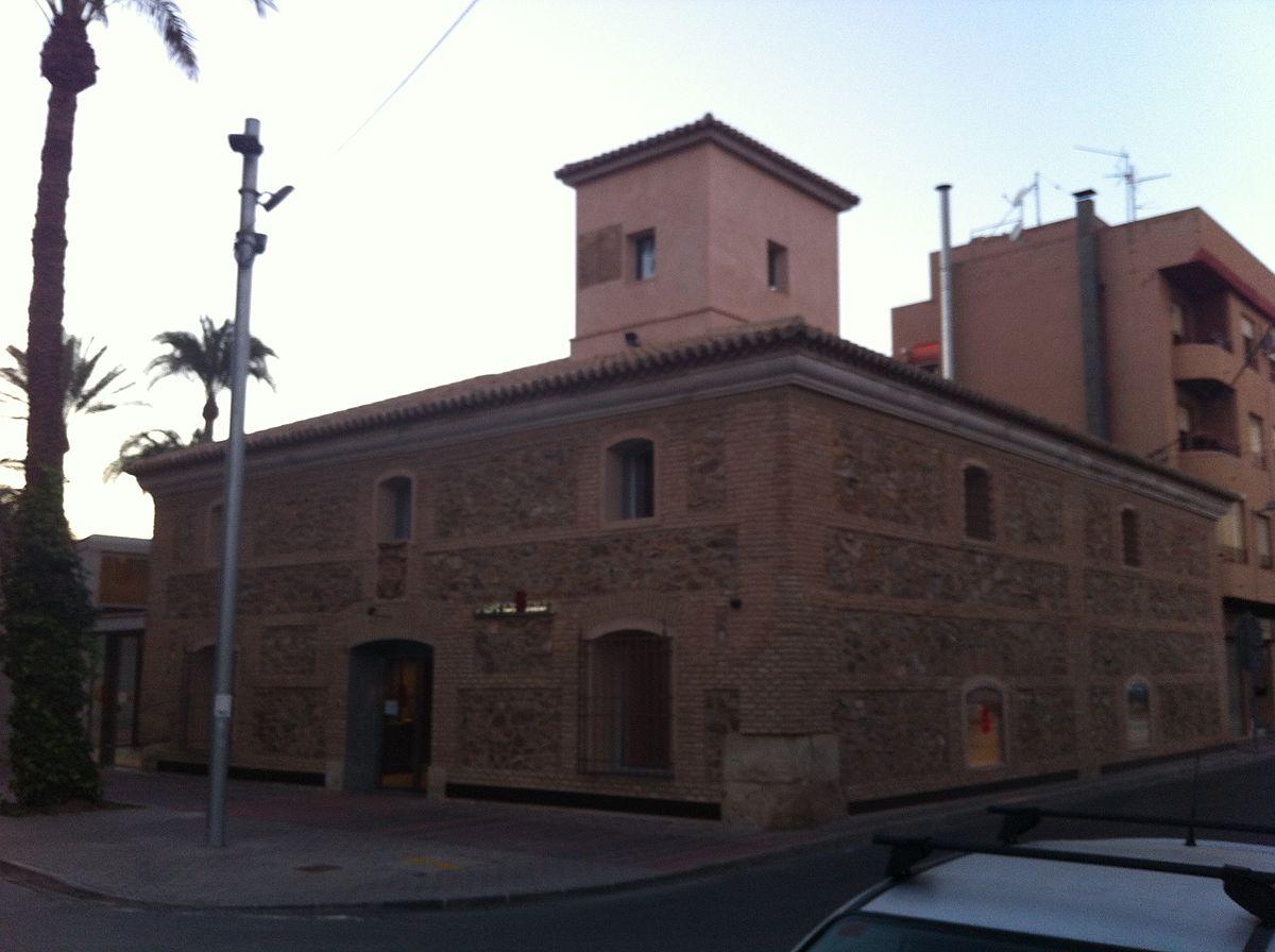 Casa Torre del Reloj de Puente Tocinos  Wikipedia la