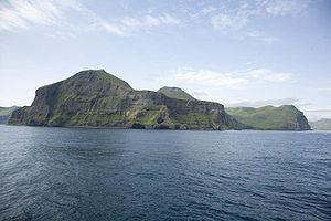 Akutan Island, Aleutian Islands, Alaska