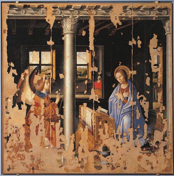 Annunciation Da Messina - Wikipedia