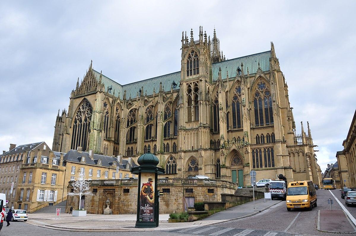 Place Sainttienne Metz  Wikipdia