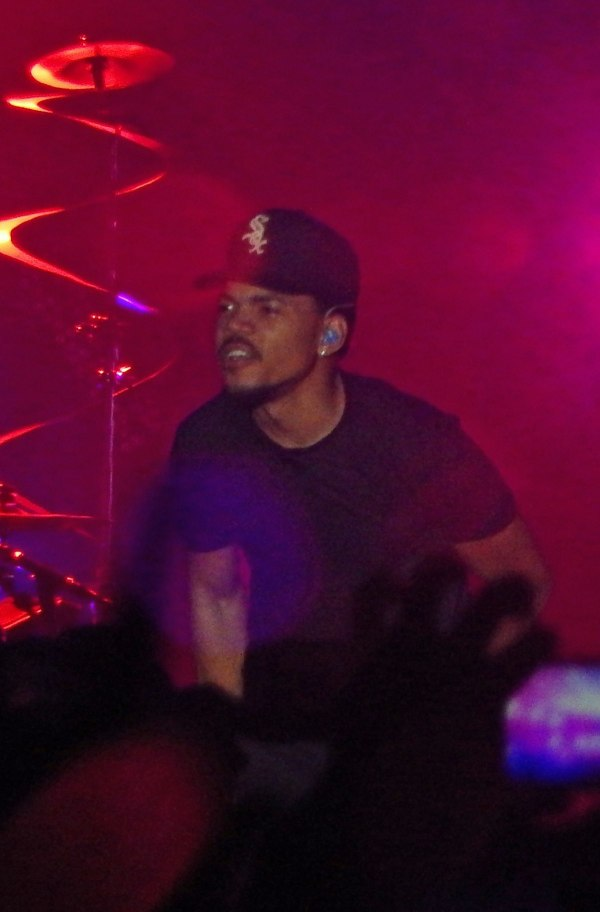 Chance Rapper Discography - Wikipedia